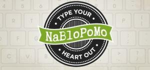 NaBloPoMo image