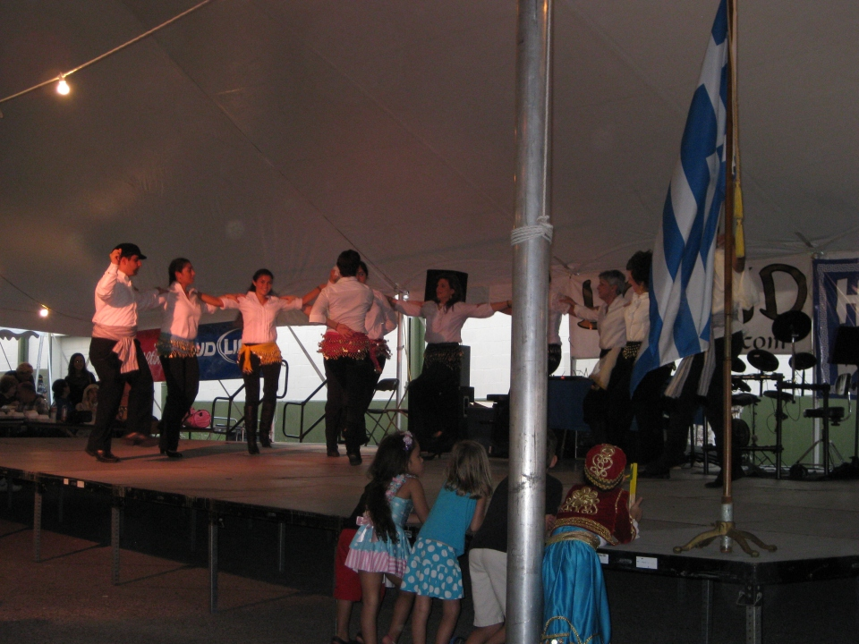 Local Greek Festival - 2012Photo by Christy