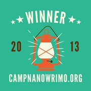 Winner Camp NaNoWriMo April