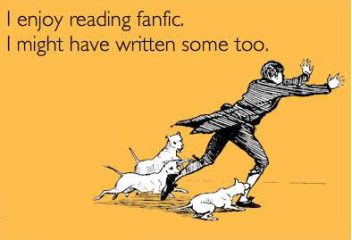 fanfic writing