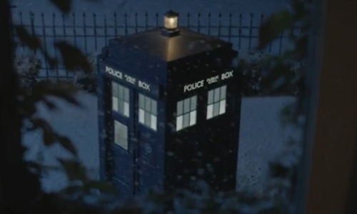 Doctor Who: Last Christmas (BBC America)