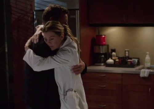 Alex and Meredith (Grey's Anatomy)