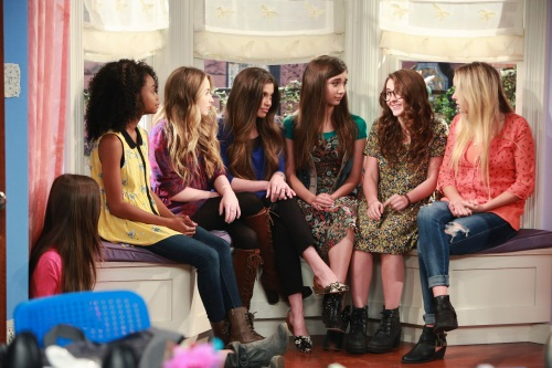 "GIRL MEETS WORLD - ""Girl Meets STEM"""