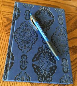 Notebook:Journal