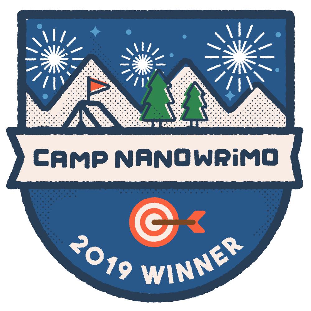 Camp NaNo April 2019